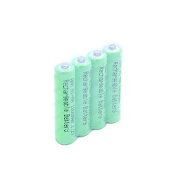 NiMH Rechargeable Battery Pack AA 4.8V 2200mAh Accept Customized Size