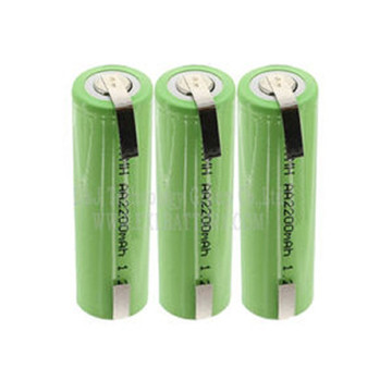 Factory Supply 600mAh 3.6V NiMH Rechargeable Battery for Electric Hosehold (Size AAA)