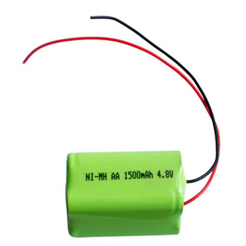 Hot Sale Lithium NiMH Battery 3.6V 2100mAh Type a Rechargeable NiMH Battery Pack with Connector for Truck Tires