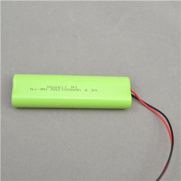 Top Quality AA 1800mAh 12V Rechargeable NiMH Battery Pack