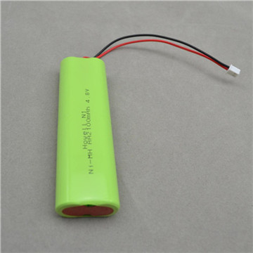 Ni-MH Battery 6V AA1500mAh Rechargeable Battery Pack (5S of FH-AA1300)