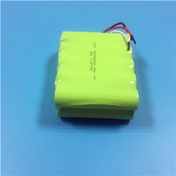 Rechargeable Battery Pack Ni-MH Ni-CD Li-ion