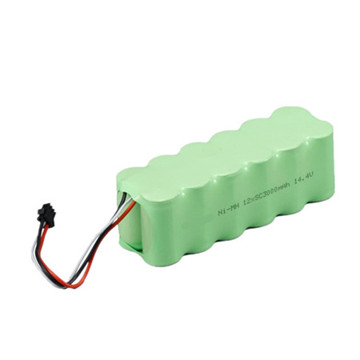 Rechargeable 14.4V 3000mAh NiMH High Power Battery Pack for Irobot Roomba 400 405 410 415 416