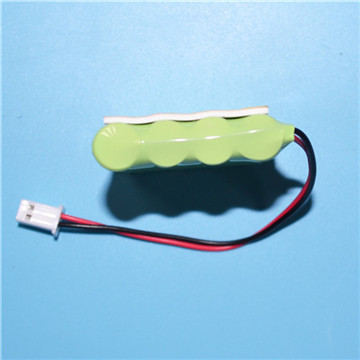4s 4.8V AA 2500mAh NiMH Battery Pack