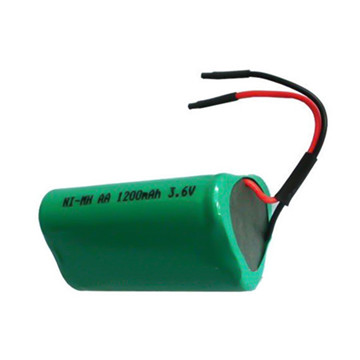 OEM Accept NiMH Rechargeable Battery Cell 1.2V 4/3A Lithium Ion Battery with Stander Connector for RC Car