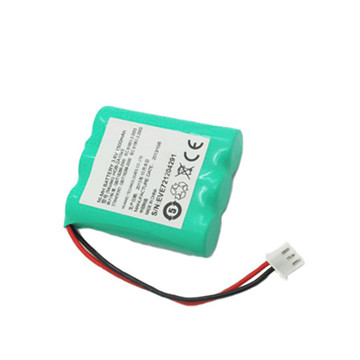 Ni-MH 6V 1600mAh Two Way Radio Battery for Armas Nam-07