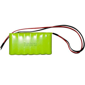 NiMH 3.6V 2/3AA 550mAh Battery for LED Light