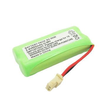 Rechargeable Battery NiMH AAA 6V 700mAh Battery Pack for Light