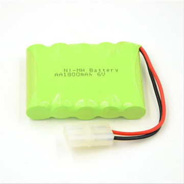 Nickel Metal Hydride Battery 1.7ah 3.6V 3-Cell