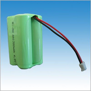 1.2V Ni-MH Sc Batteries CE., RoHS, Approved Rechargeable Ni-MH Battery (SC4200mAh 3.6V)