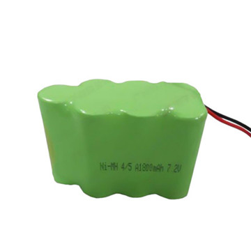 Hot AAA 1.2V 600mAh Fast Charge NiMH Battery Cell for LED Lamps