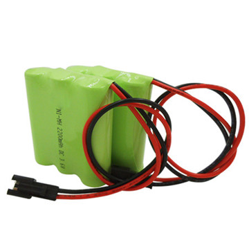 9V NiMH Battery-Rechargeable 8.4V Cell