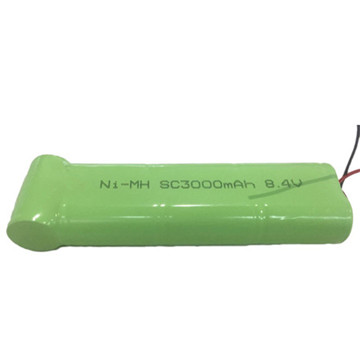 Rechargeable Lithium NiMH Battery Pack 1200mAh 15.6V 18.72wh for UPS Batteries