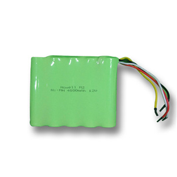 Ni-MH 4/5AA Battery Pack 3.6V 1200mAh 4/5AA NiMH Battery