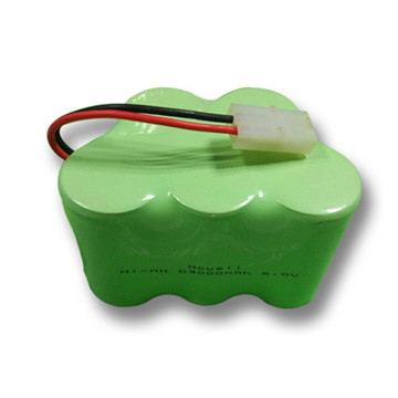 3.6V Ni-MH Battery. Rechargeable Batteries, 3.6V AAA700 NiMH Battery Pack / NiMH Rechargeable Battery AAA700