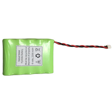 Smart Battery Charger for 3.6V~4.8V NiMH Battery