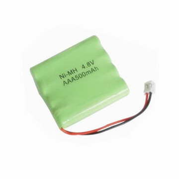 Ewt Battery NiMH Battery Pack 1500mAh Rechargeable NiMH Battery Pack AA 6V