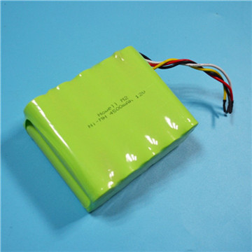 2000mAh 7.2V Rechargeable NiMH Battery Packs for Irobot Mint 5200-5200c