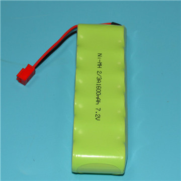 E-Scooter Battery 6V-17ah 102wh LiFePO4 Battery Pack