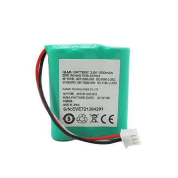 Ewt Brand Flat Top High Power NiMH Ni Mh 750mAh 4.8V AAA Ni-MH Rechargeable Replacement Cordless Phone Battery