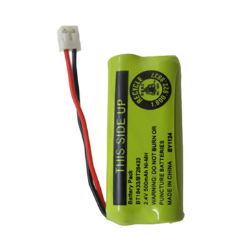 3.6V 700mAh NiMH Rechargealbe Cordless Phone Batteries (EA-3.6V -700mAh)