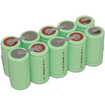 OEM High-Quality High-Capacity 14.4V 3000nah NiMH Battery for Roomba