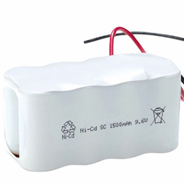 NiMH AAA 600mAh 2.4V Battery Pack 2.4V NiMH Rechargeable Battery Pack for Mosquito Bat