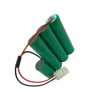 High Capacity 2200mAh 1.2V Ni-MH Double a Rechargeable AA Size NiMH Battery Cell