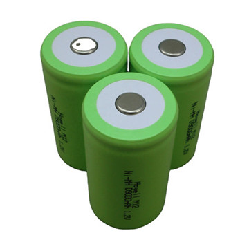 Ewt Custom Made Ni-MH 1.2V 7/5A 3800mAh NiMH Rechargeable Battery Cell for electric Torch RC Toys Car