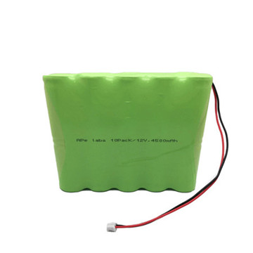 High Quality Rechargeable Ni-CD 3.6V 400mAh Battery