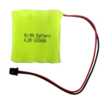 NiMH AAA 7.2V Rechargeable Battery Packs for Small Home Appliances