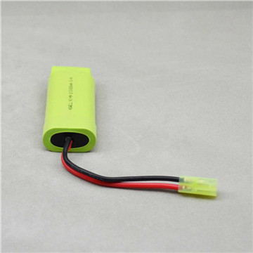 AA 2500mAh NiMH Battery 1.2V Rechargeable Ni-MH Battery Cell