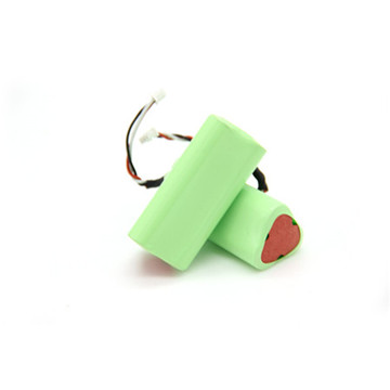 Rechargeable Button Top 1.2V a Size NiMH Battery Cell 2500mAh for   Walkie-Talkies