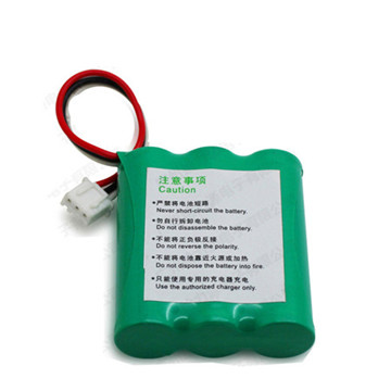 NiMH Battery Pack 10.8V 2000mAh 21.6wh Rechargeable Lithium Battery for Cleaning Mechaine