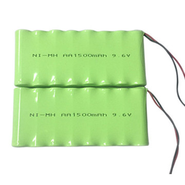 2500mAh NiMH New Cell NiMH AA Rechargeable Battery
