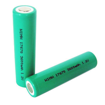 Ewt NiMH 1.2V Rechargeable Battery 2800mAh Sc Size NiMH Battery Cell for Hybrid Car Battery