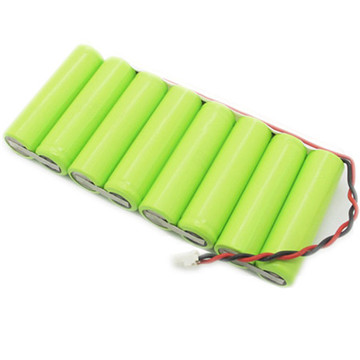 3.6V 350mAh NiMH Battery Pack - Cordless Tel Battery (2/3AAA)