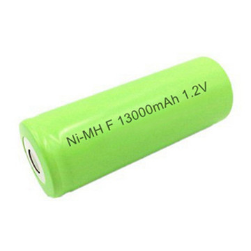 Factory 3.6V 1800mAh NiMH Rechargeable Battery Pack AA
