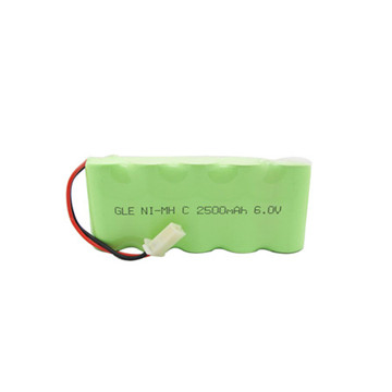 Competitive Price Rechargeable 2500mAh 4.8V NiMH Battery Pack for Fmart FM-005 FM-007