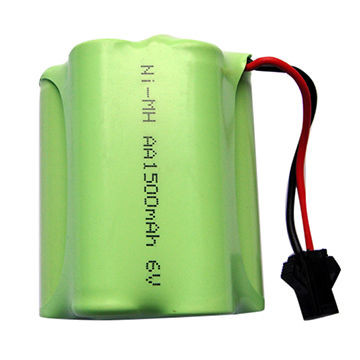 1.2V 4000mAh Sc NiMH Rechargeable Battery Cylindrical Batteries for High Power Devices