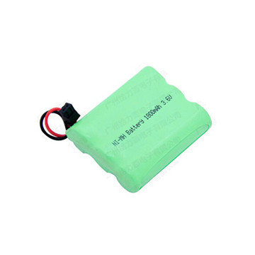 NiMH Rechargeable Battery Pack 4.8V AA (2500mAh)