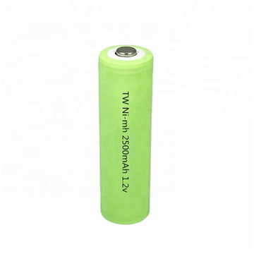 High Power Ht a Size NiMH 1.2V 2100mAh Battery for Emergency Light