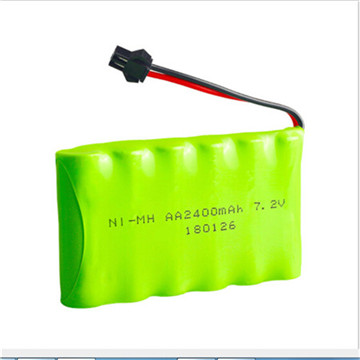 NiMH 1.2V 800mAh AA Rechargeable Battery Nii-Mh 7.2V Battery Pack