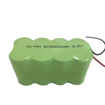 High Discharge Rate Battery Pack for Honda Accord 7.2V NiMH 6500mAh Rechargeable Replacement Hybrid Car Battery