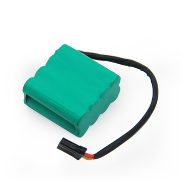2/3 AA 3.6V 600mAh Ni-MH Battery Pack (3PCS, 1.2V, 600mAh in series)