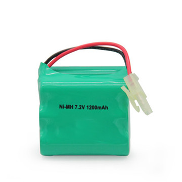 AA Ni-MH 12V 1800mAh Ni-MH Rechargeable Battery Pack with Plugs