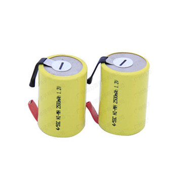 High Power NiCd C 1.2V 2500mAh Nickel-Cadmium Batteries Battery