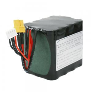 Rechargeable 18650 Battery Cells 3S4P Li-ion Battery Pack 11.1V 10Ah for Solar Led Lamp