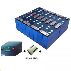 LiFePO4 Prismatic 48V 240AH Forklift Battery Pack LiFePO4 Lithium Electric vehicle power supply with customization
